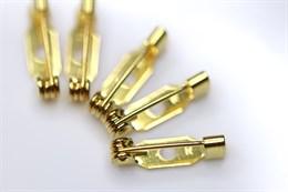 Японская булавка для броши 15 мм