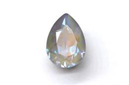#4320 Pear 14х10 мм - Serene Gray DeLite (#001L150D)