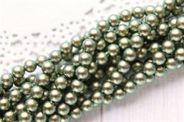 #5810 жемчуг Swarovski 2 мм Iridescent Green (#930)