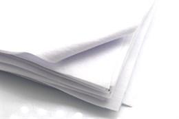 Корейский мягкий фетр 1,2 мм, Белый