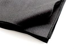 Корейский мягкий фетр 1,2 мм, Черный