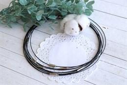 Заготовка для ожерелья из ювелирного тросика