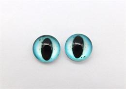 Кабошон глаза, 8 мм