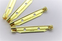Японская булавка для броши 35 мм