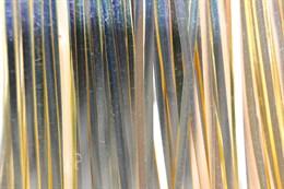 Плоская бить 1 мм, Gold