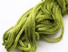 Французская синель Chartreuse Green 103, 3 мм