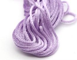Французская синель Lilac 62, 3 мм