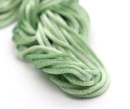 Французская синель Celadon Green 346, 3 мм