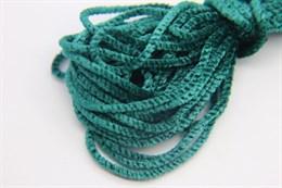Французская синель Jade Green 29, 3 мм