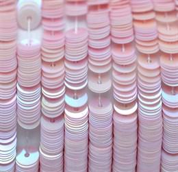 Пайетки радужный фарфор 5014, 4 мм