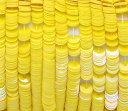 Пайетки радужный фарфор 5056, 4 мм