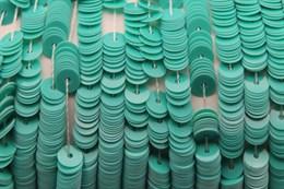 Пайетки фарфоровые 6045, 4 мм