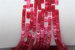 Пайетки перламутровые 73, 3 мм
