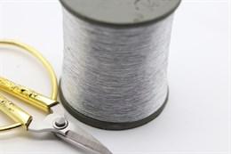 Металлизированная нить, Серебристый циркон