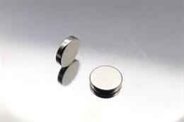 Магниты для брошей, 8*2 мм