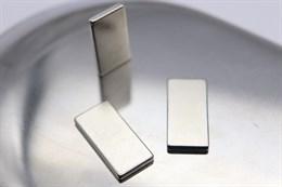 Магниты для брошей, 20*10*3 мм