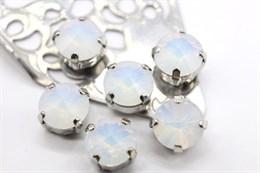 #1122 Rivol 10 мм White Opal