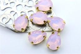 #4320 Drop 14*10 мм Rose Water Opal