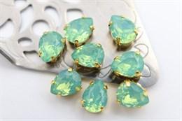 #4320 Drop 8*6 мм Pacific Opal