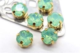 #4470 Cushion 8 мм Pacific Opal