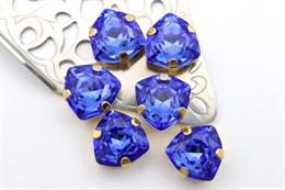 #4706 Trilliant 12 мм Sapphire