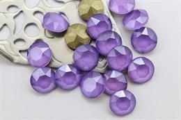 #1122 Chatone 8 мм Mokko Dark Violet
