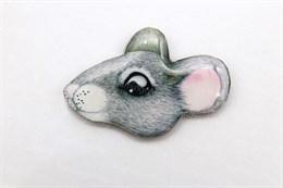 Кабошон мышка Вивьен