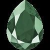#4320 Pear 14х10 мм - Royal Green (#L109S) - фото 15491