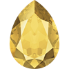 #4320 Pear 14х10 мм - Metallic Sunshine  (#METSH) - фото 15713