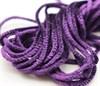 Французская синель Purple 129, 3 мм - фото 5013