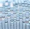 Пайетки радужный фарфор 5034, 4 мм - фото 5957