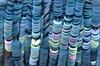 Пайетки радужный фарфор 5137, 4 мм - фото 6443